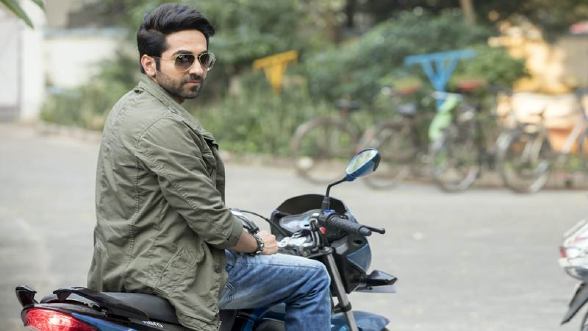 Ayushmann Khurrana teases the audience with the title of his next film