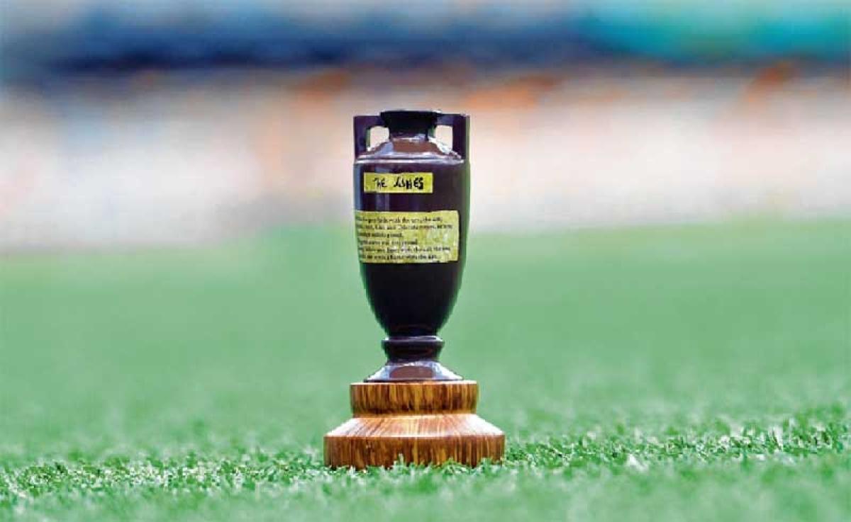 Australia build 268-run lead inAshes Test