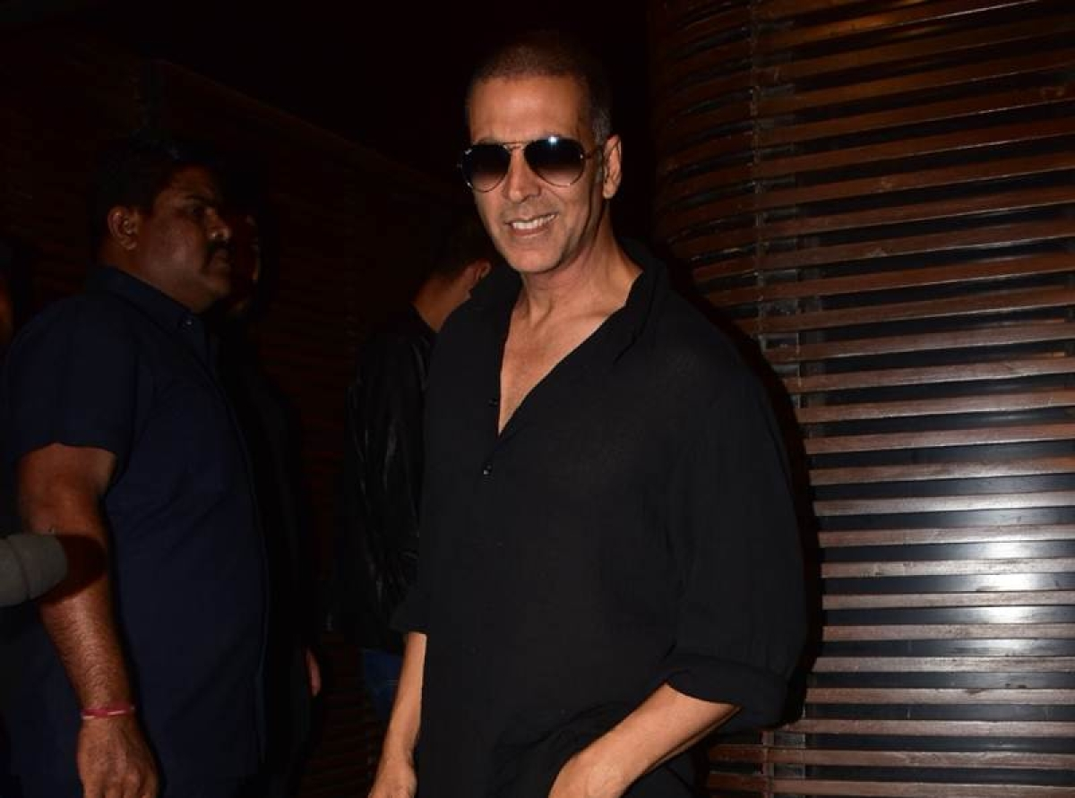 Akshay Kumar may become face of govt's road safety campaign