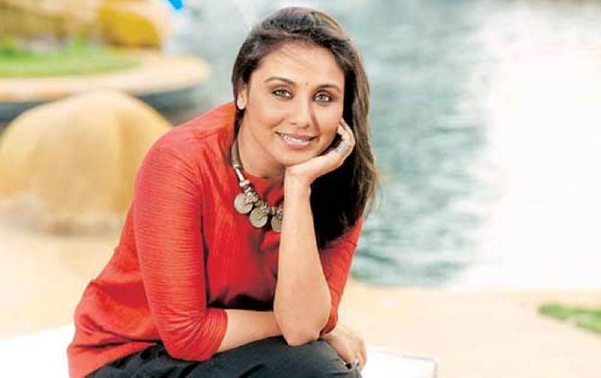 Hichki: Want to treat my 40 as my 2, says Rani Mukerji