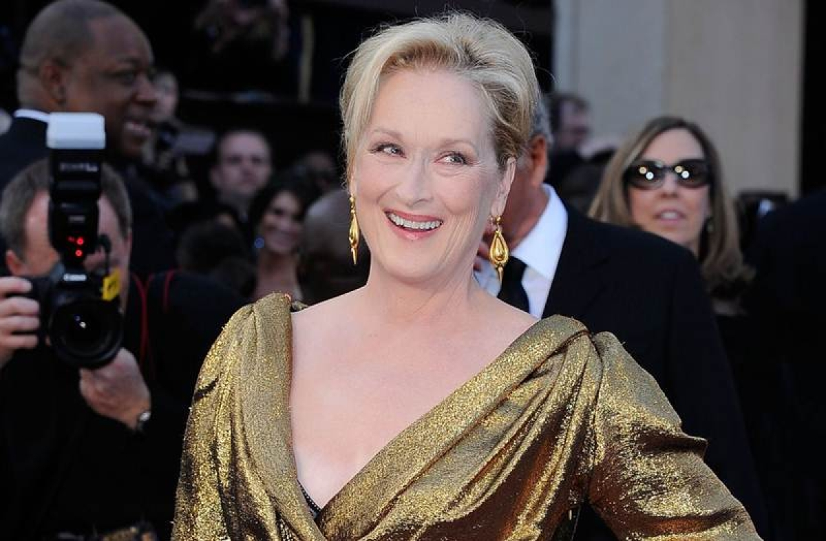 Meryl Streep is high maintenance, jokes Tom Hanks