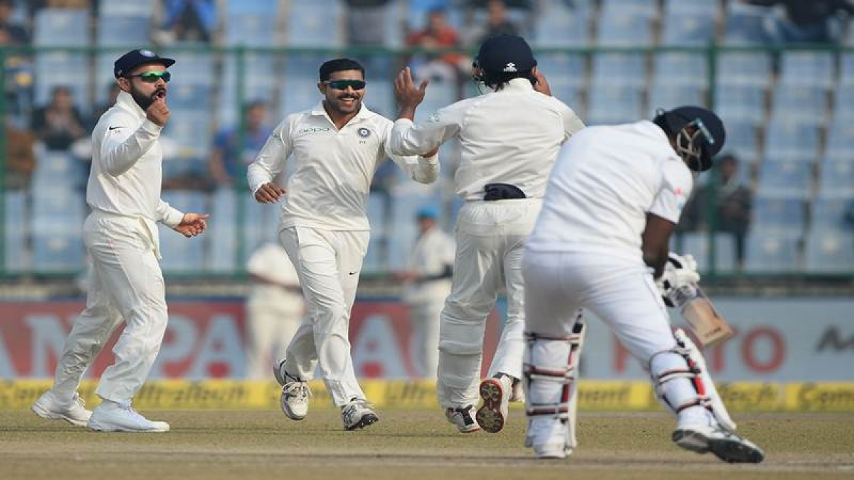 India vs Sri Lanka Delhi Test: De Silva, Chandimal fight as SL reach 119/4 at lunch