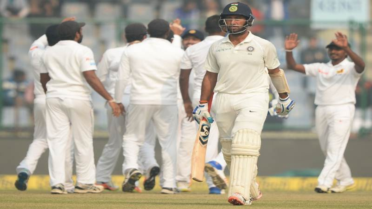 India vs Sri Lanka Delhi Test: India 116 for 2 at lunch on day 1