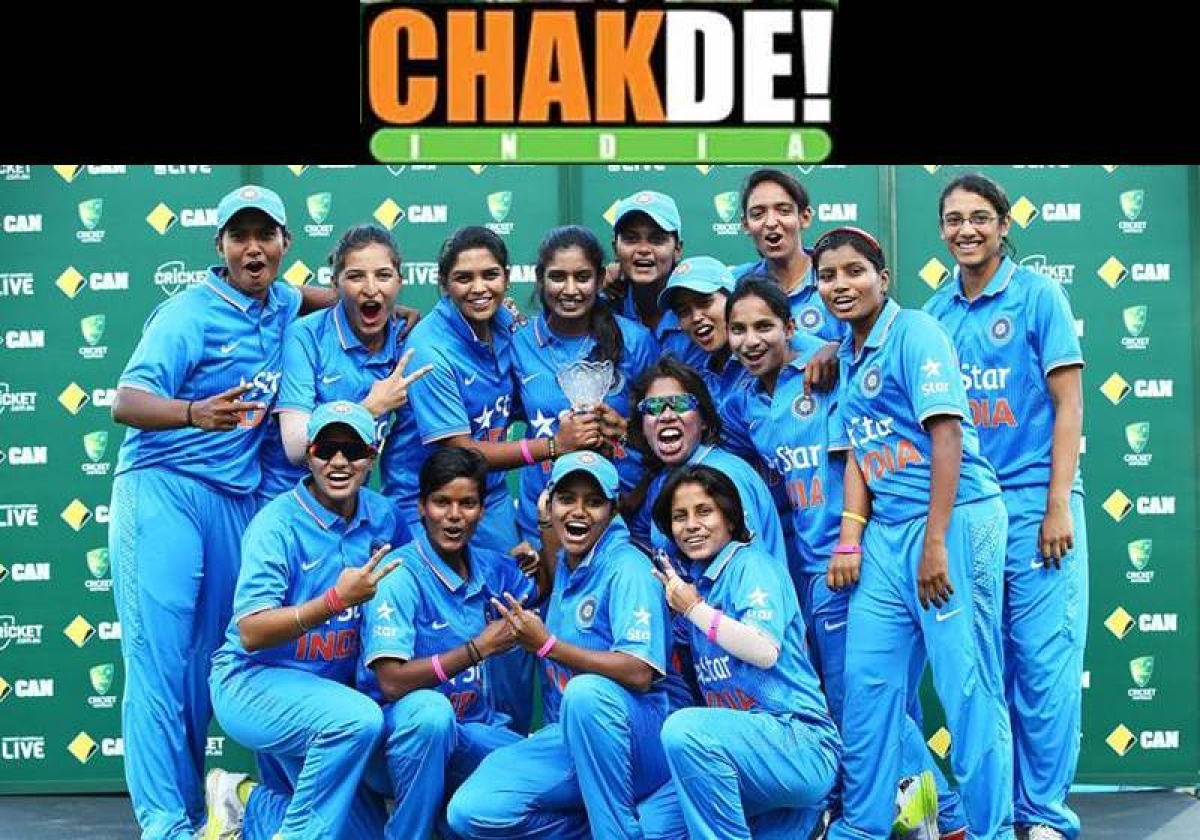 <strong>Bravo! Indian Women's Cricket Team</strong>
