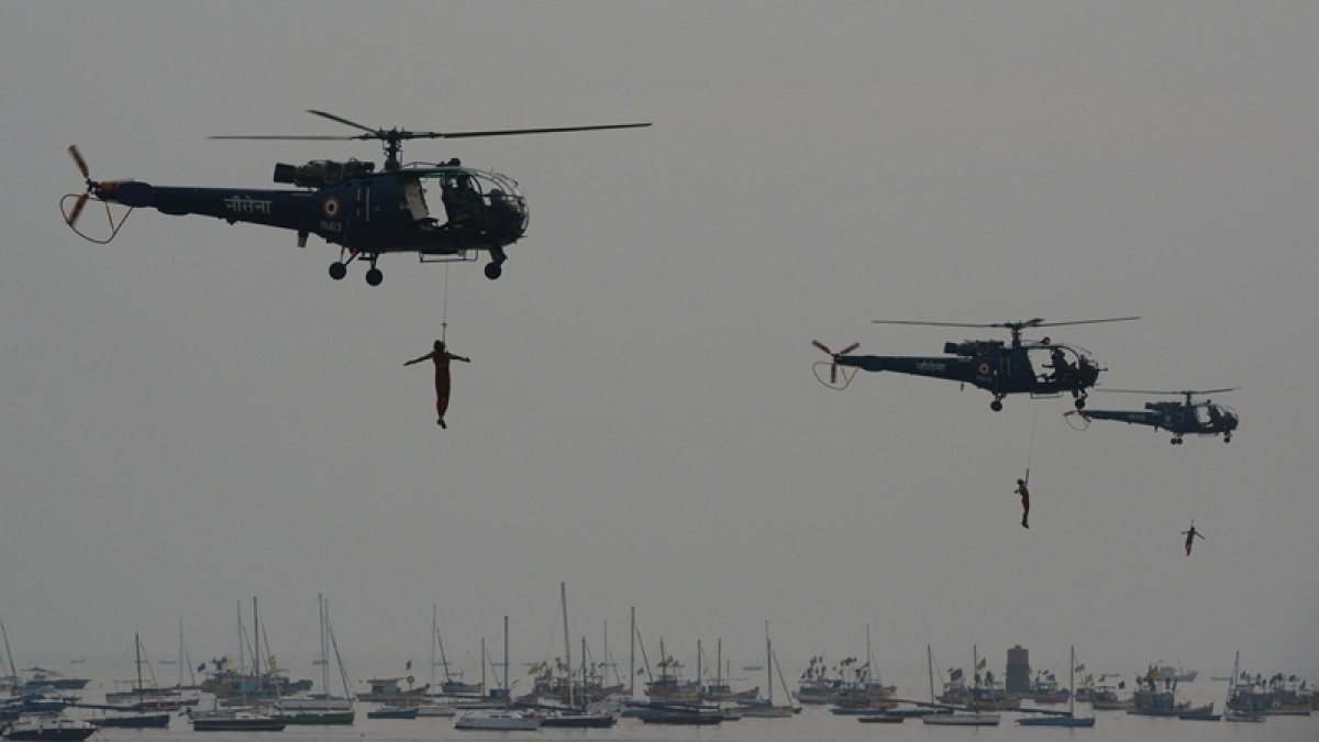 Here's why December 4 is celebrated as Indian Navy Day