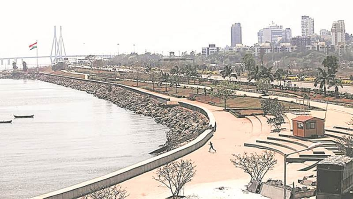 Marine Drive promenade off limits for rallies and events: BMC commissioner Ajoy Mehta