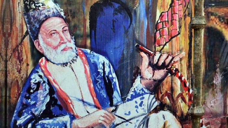 10 shayari by Mirza Ghalib that beautifully captures the