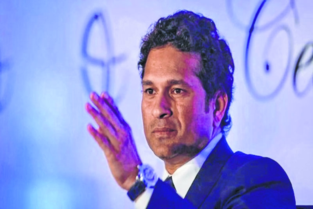 Sachin to PM:  Include int'l medallists in CGHS Scheme