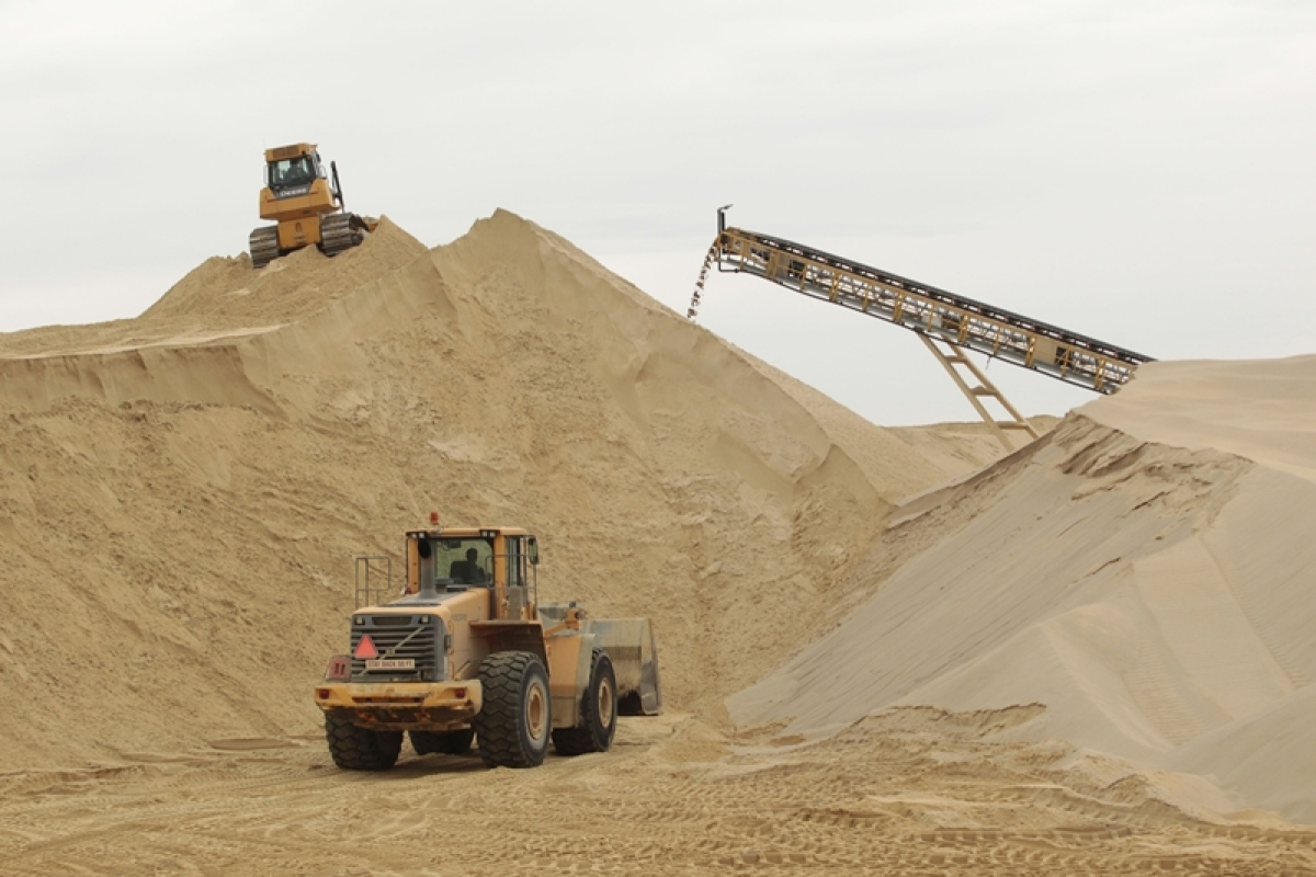 USD 180 million programme to reform artisanal gold mining, cut mercury usage