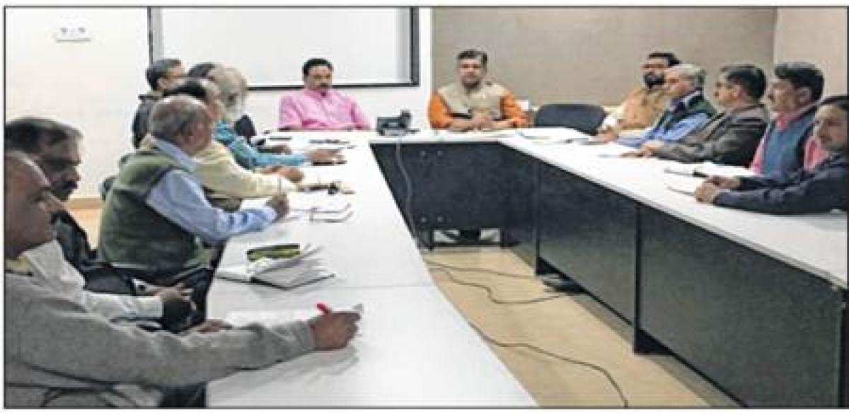 Ujjain: Shaiv Mahotsav preparations discussed