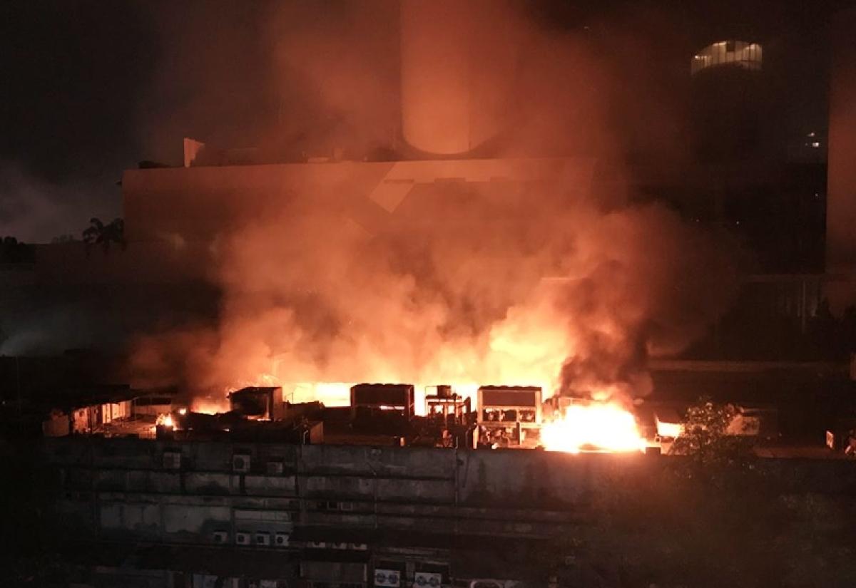 2012-18: Fire killed 300, injured 1,045 in Mumbai