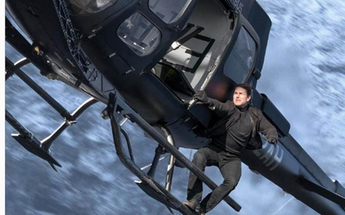 Tom Cruise debuts on Instagram, teases 'Mission: Impossible 6'