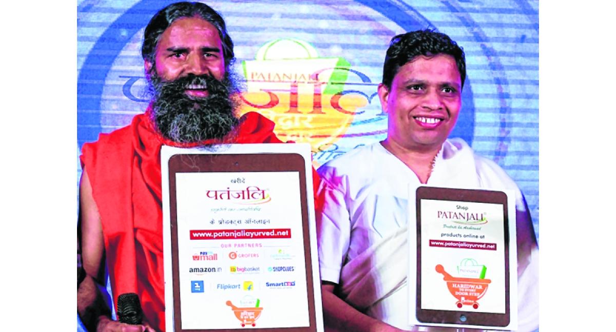 Baba Ramdev's Patanjali sells 85 lakh units of 'Coronil' kit