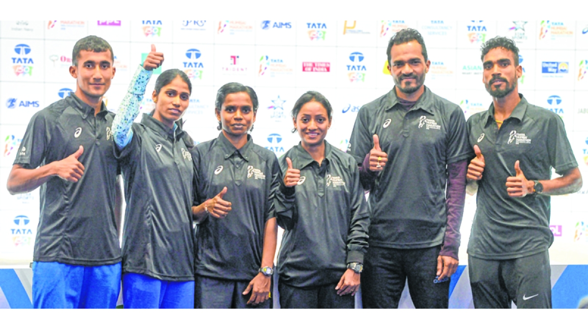 World Athletics Championships: Gopi Thonakal qualifies for Doha meet