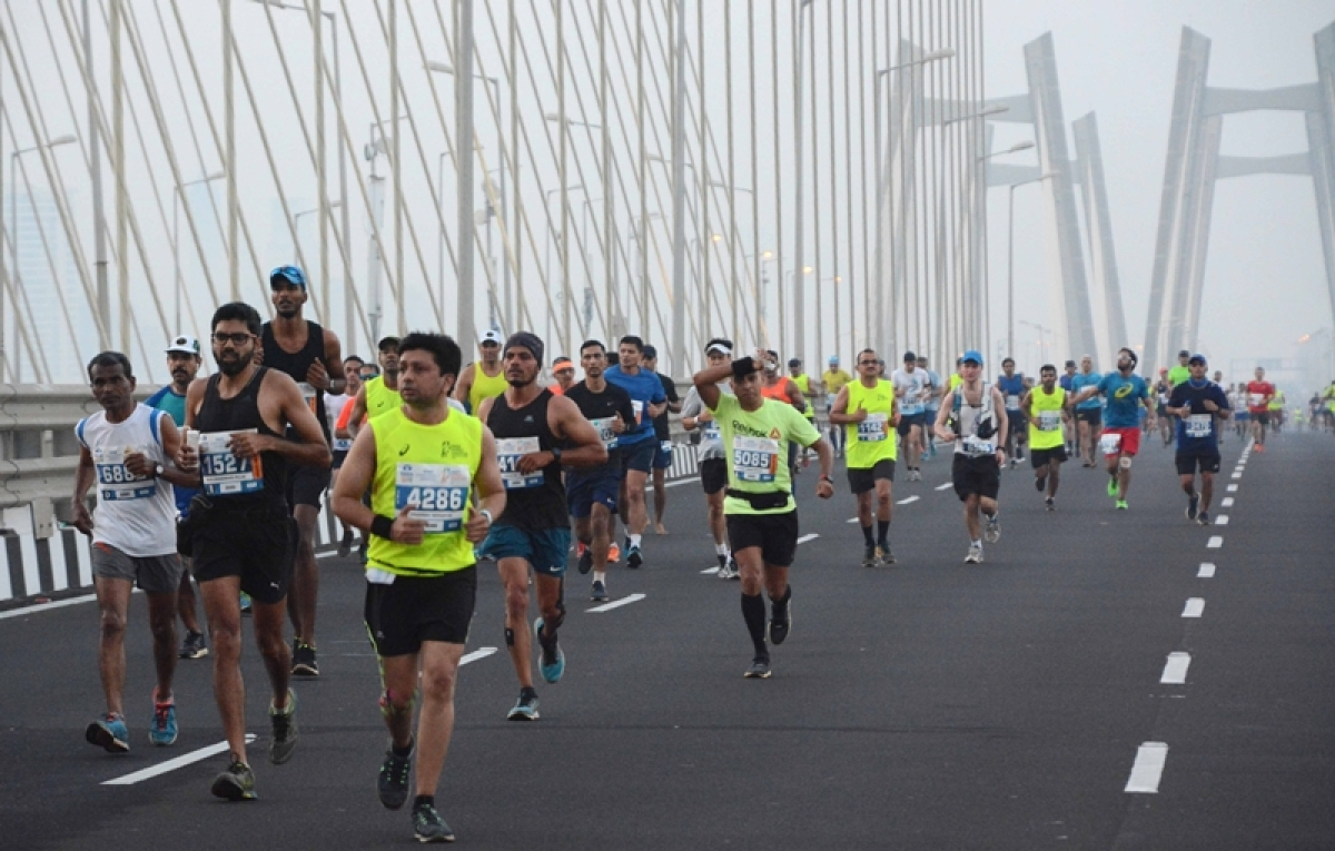 Mumbai marathon's count down begins