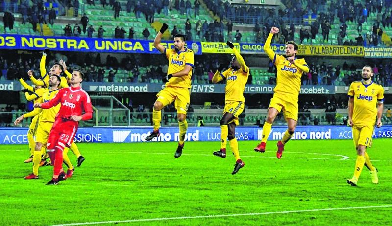 Italian Soccer Serie A Men Championship Juventus Vs Hellas ...  |Juventus Verona
