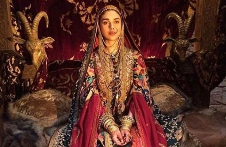 Padmaavat: Aditi Rao Hydari floored as Rekha praises her performance as Mehrunissa