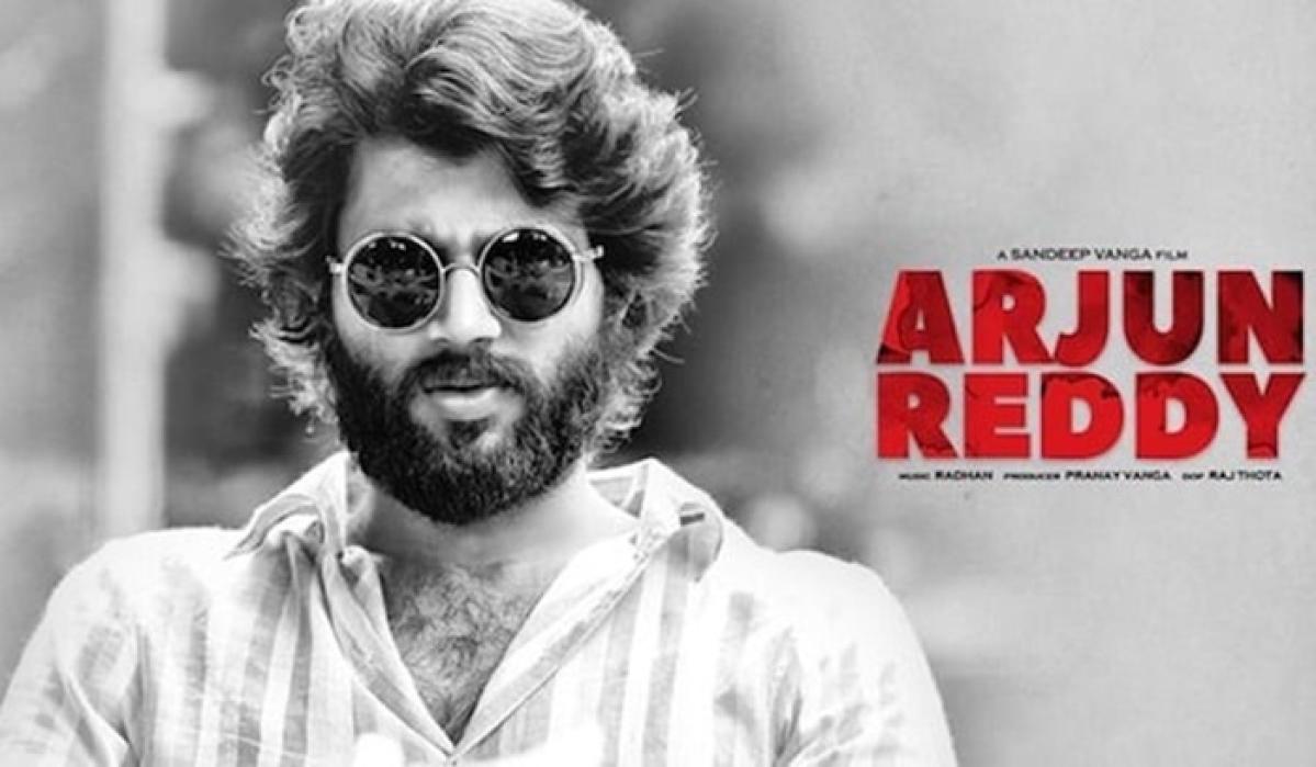 Finally! Arjun Reddy to be made in Hindi