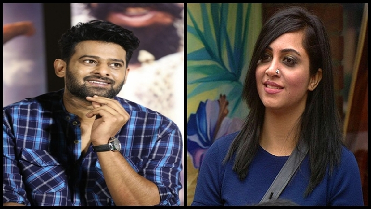 Arshi Khan 'confirms' she will make her film debut with Prabhas; read details