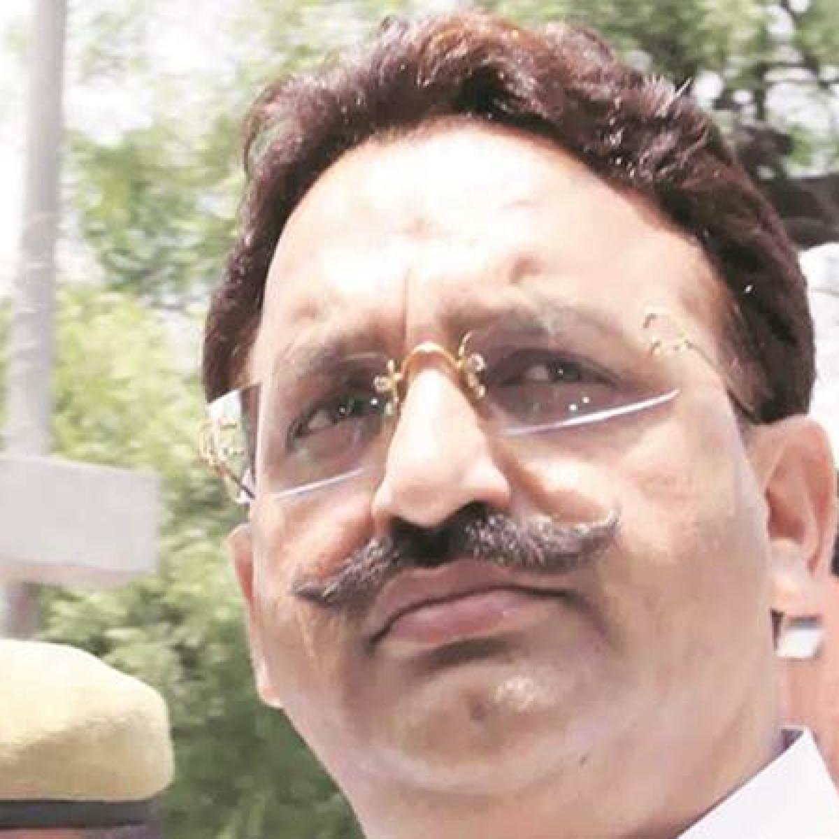 Uttar Pradesh Police seize Mukhtar Ansari's bulletproof ambulance in Punjab