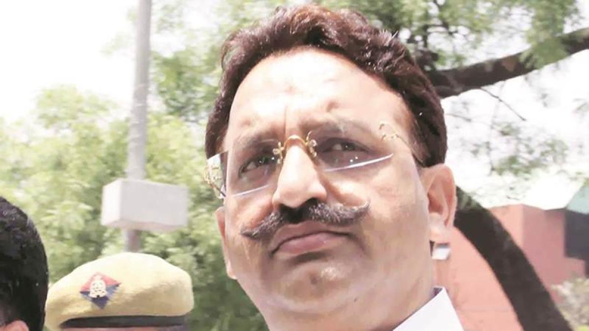 Uttar Pradesh: BSP MLA Mukhtar Ansari suffered heart attack in Banda jail, hospitalised
