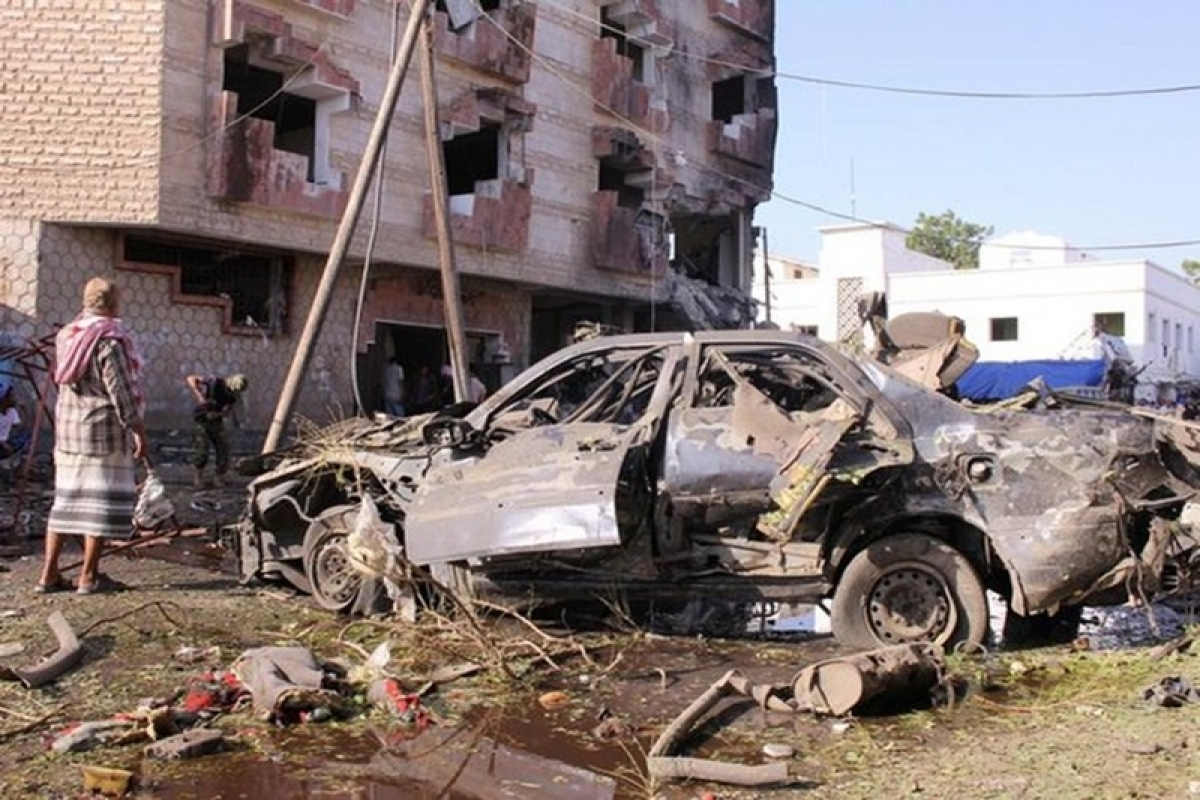 Over 20 dead in Libya's car bomb attacks