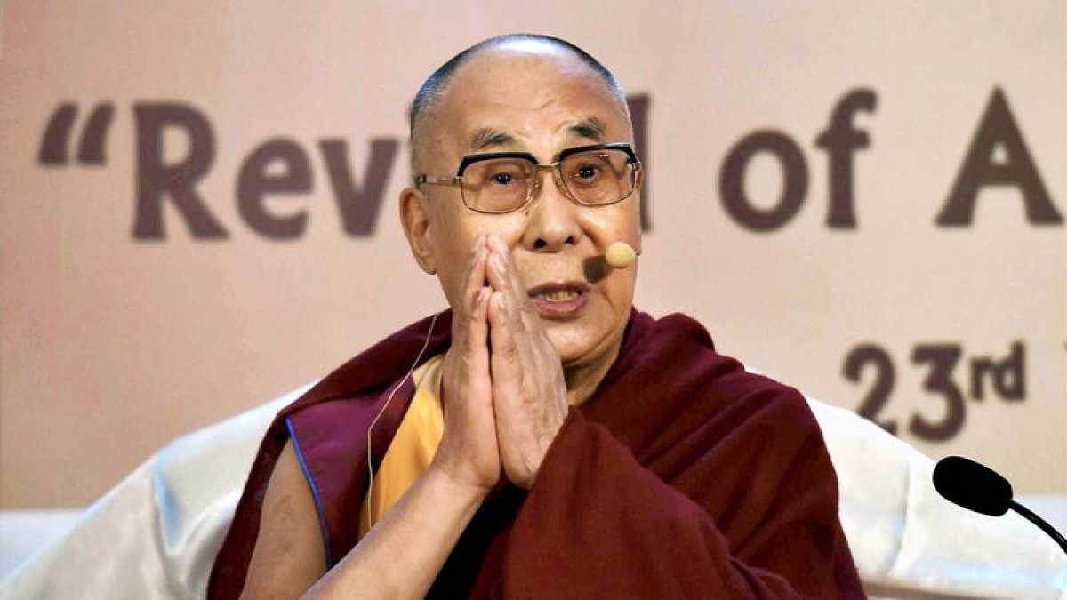 No change in position on Dalai, asserts India