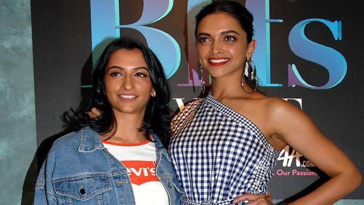 Deepika Padukone rewrites tabloid's headline referring to sister Anisha as 'The Other Padukone'