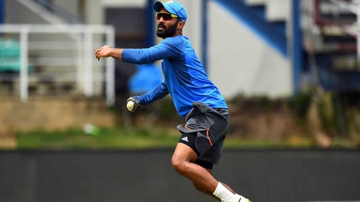 I would have been disappointed if Rishabh Pant was selected over me, says Dinesh Karthik