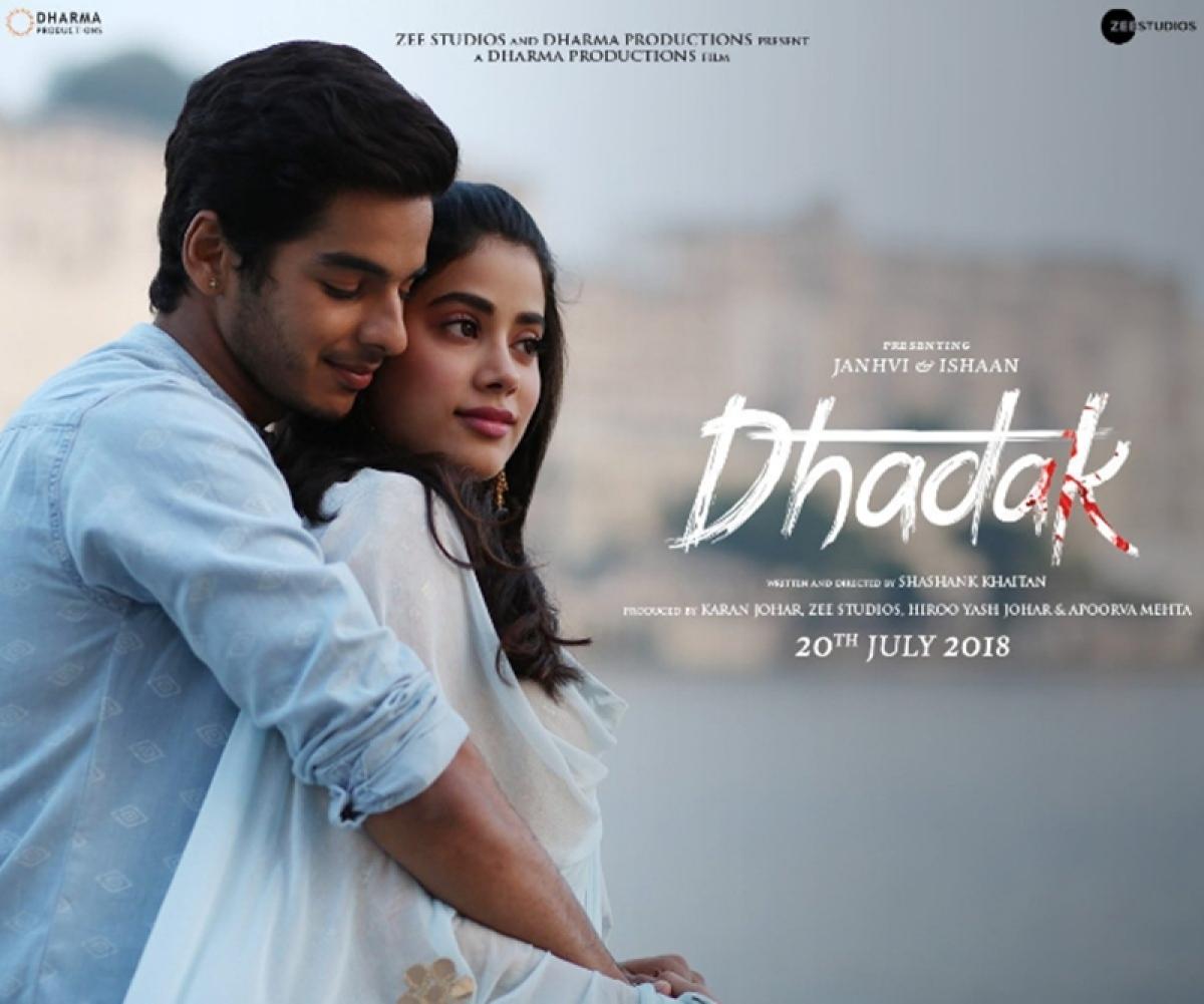 Coming Soon! Zingaat in Hindi; Ishaan Khattar and Janhvi Kapoor shoot for song with Farah Khan