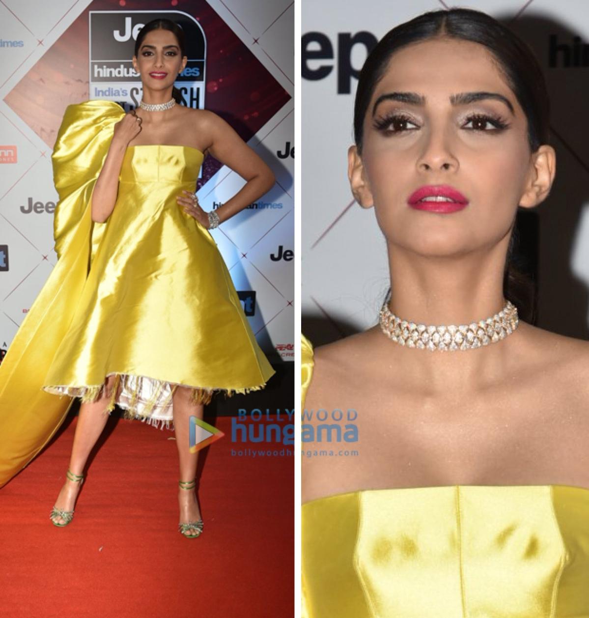 HT Most Stylish Awards 2018 Worst Dressed: Aishwarya Rai, Sonam Kapoor, Sridevi fail to evoke wow on the red carpet