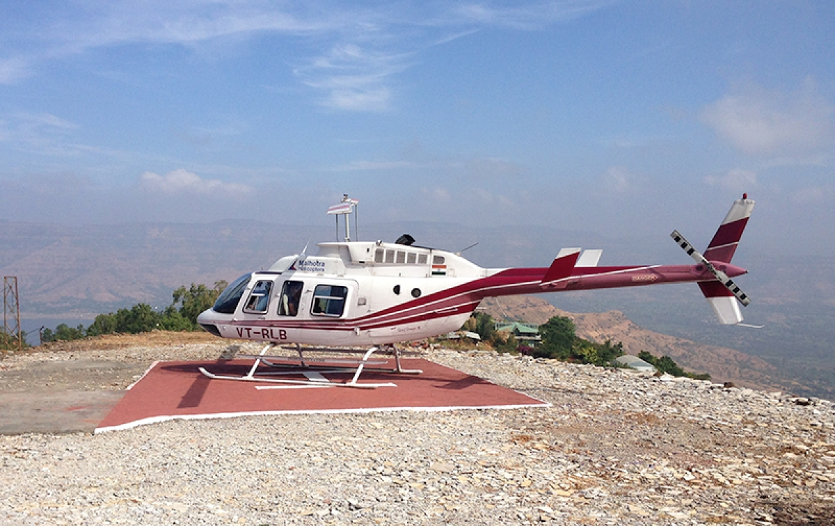 Madhya Pradesh Bypolls: 3 helipads made for star campaigners in Sanwer