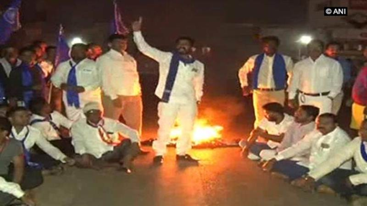 Karnataka: Dalits call for bandh in Hubli over Bhima Koregaon violence