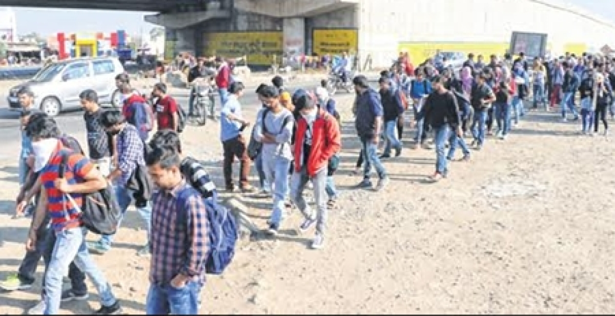 Bhopal: 42 offered packages of Rs 2.4-Rs 7.8L at campus drive