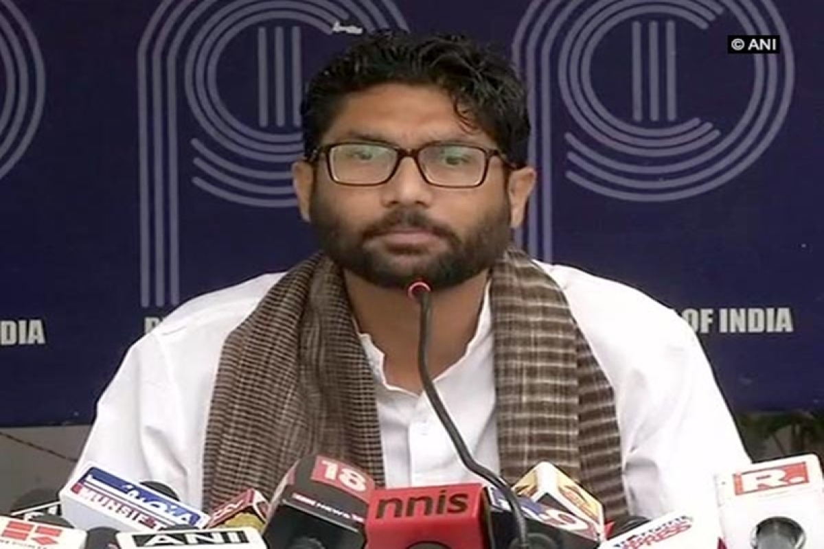 Maharashtra Caste Violence: Jignesh Mevani denies making inflammatory speech in Pune