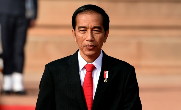 Indonesian President Joko Widodo set for 2nd 5-year term