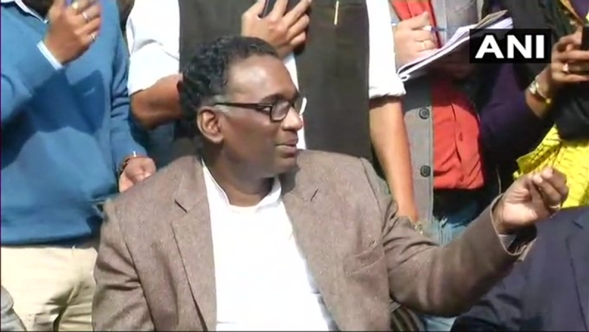 Supreme Court Crisis: Forgive and forget, Chelameswar and Co.