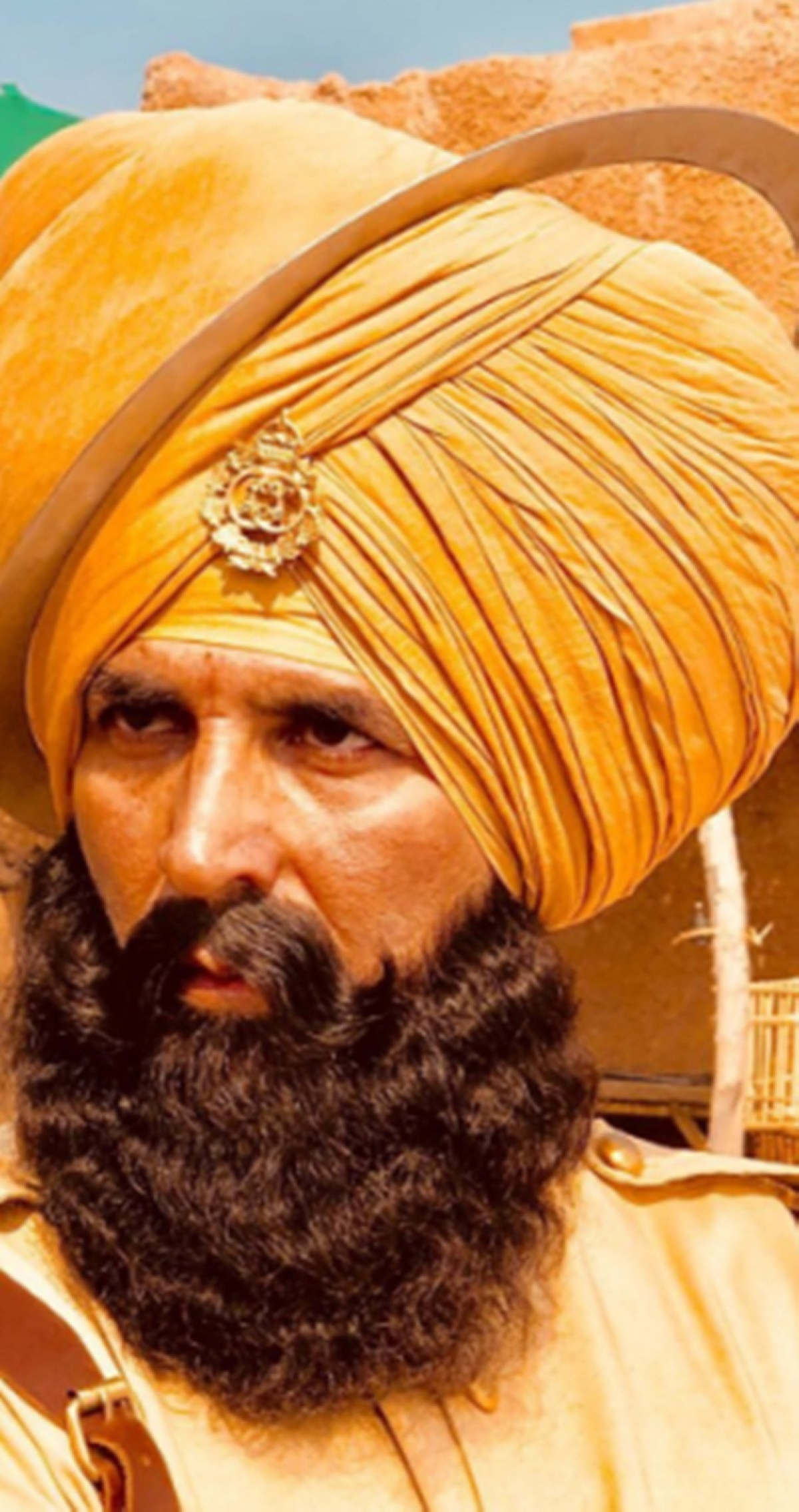 Akshay Kumar's 'Kesari' to release on March 21