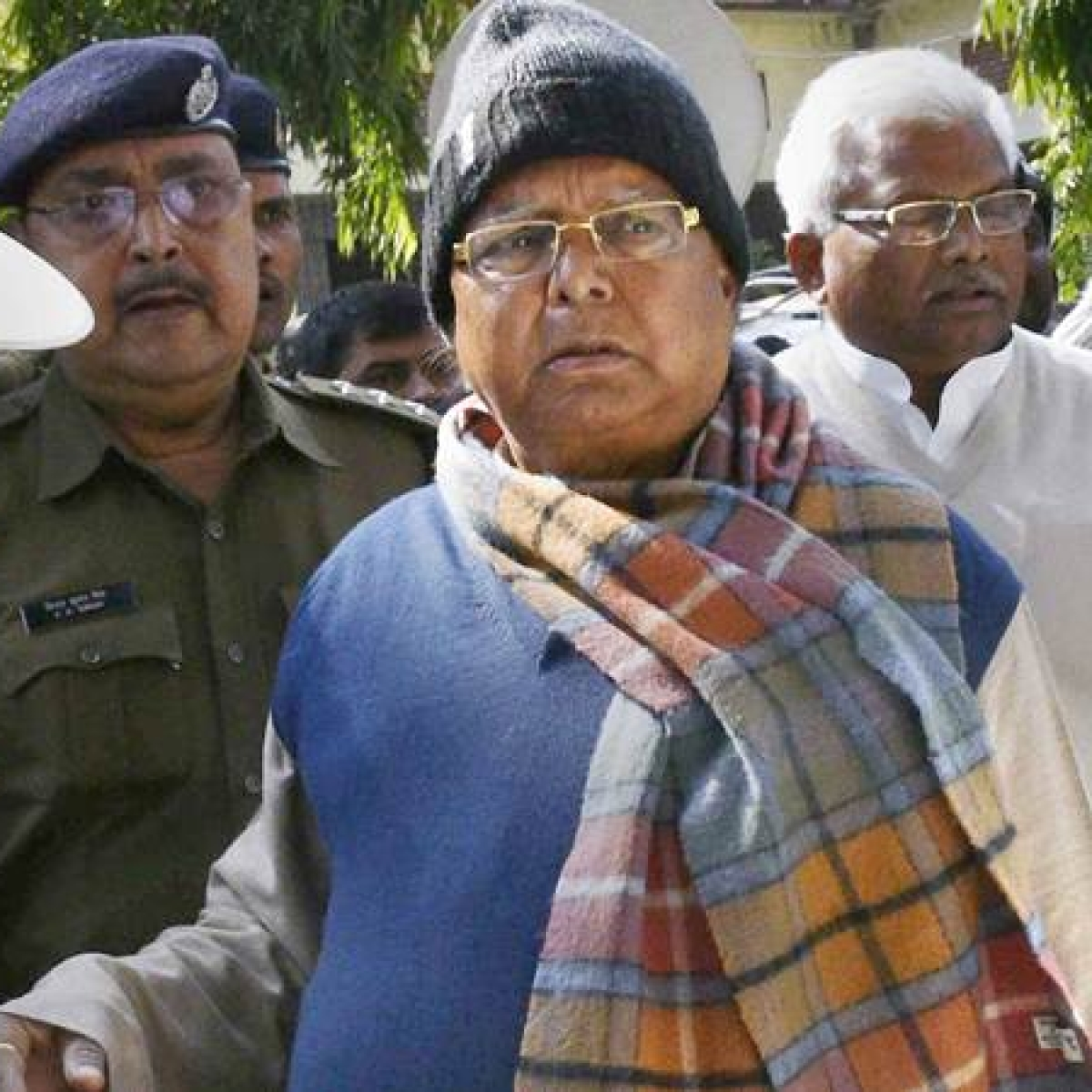 'Still capable of taking on enemies despite having suffered thousand wounds': Lalu Yadav joins fight against CAB