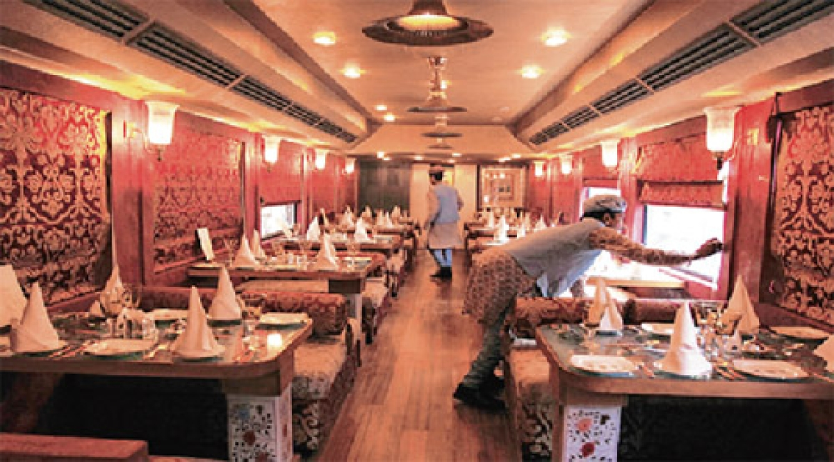 Panel pulls up Rlys for free passes in luxury trains