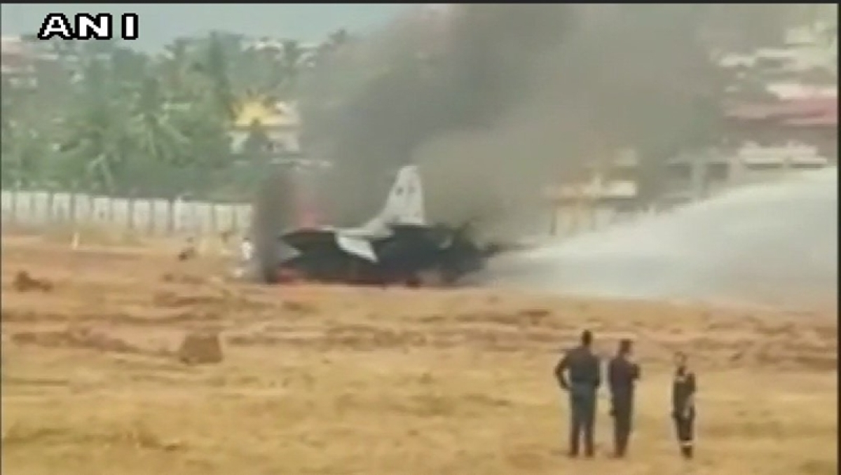 Two IAF pilots killed in Mirage fighter aircraft crash in Bengaluru