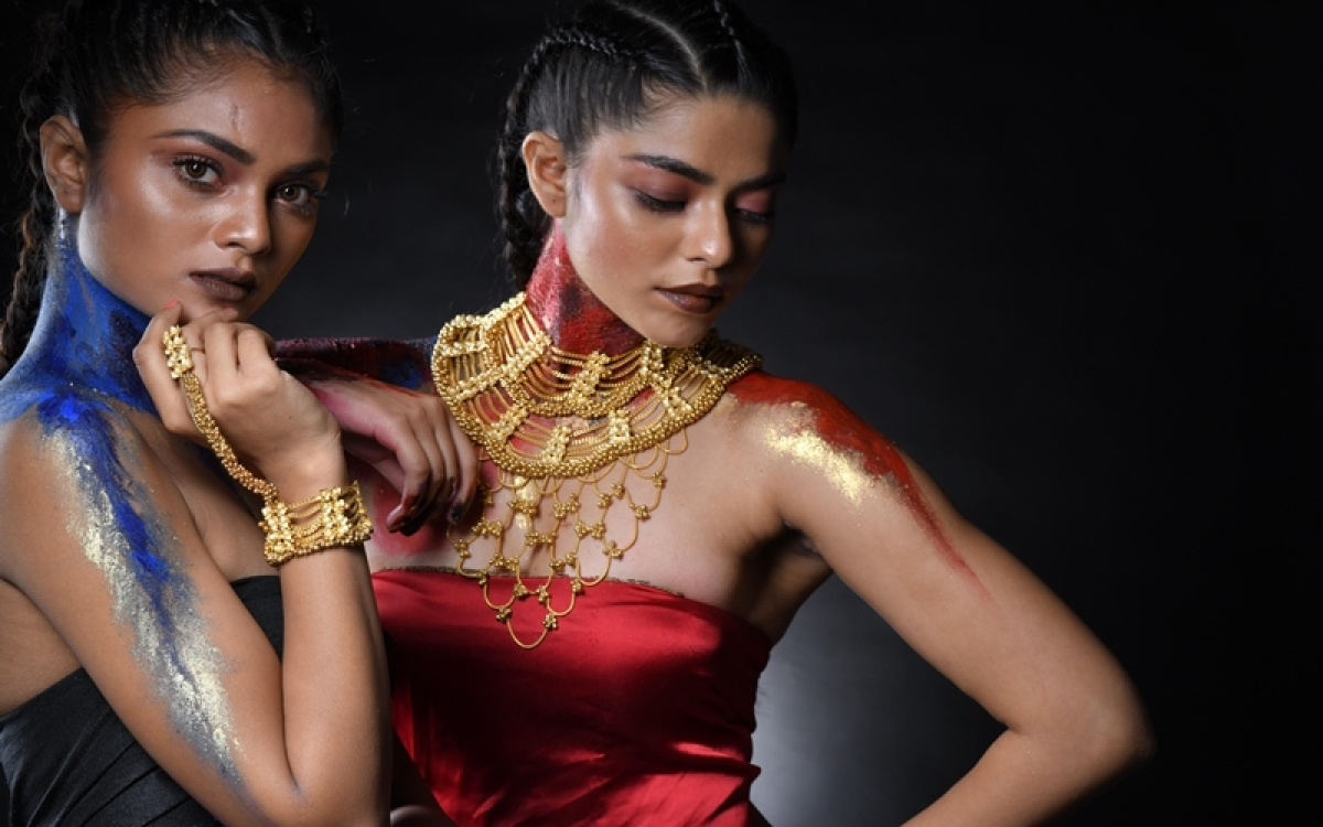 LFW S|R 2018: Designer Radhika Jain brings magnificent jewellery collection 'ADI-SHAKTI' for women
