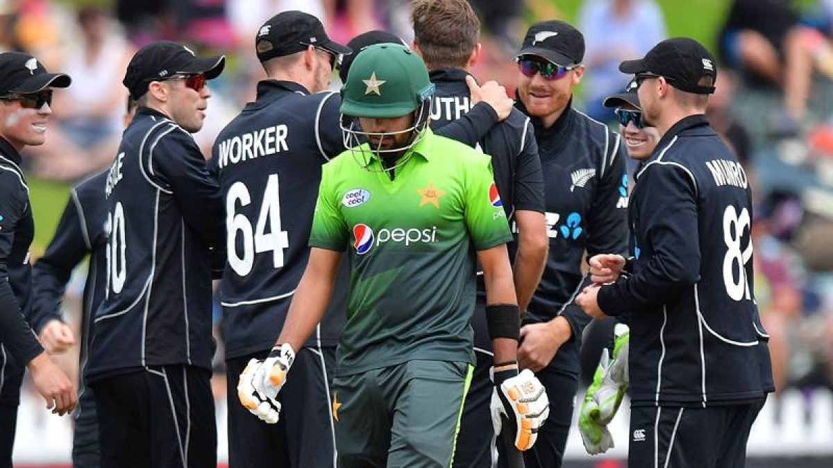 New Zealand vs Pakistan 2018: Kiwis beat Pakistan by 61 runs in 1st ODI