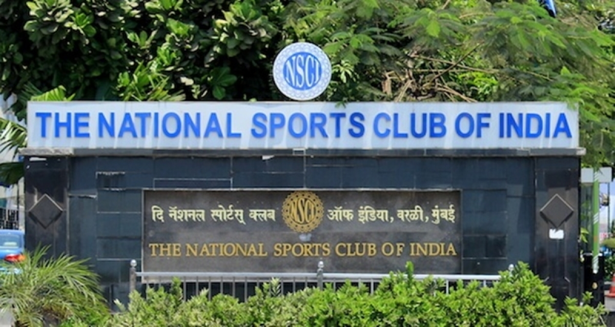 Mumbai: BMC demolishes illegal alterations made inside NSCI Club in Worli