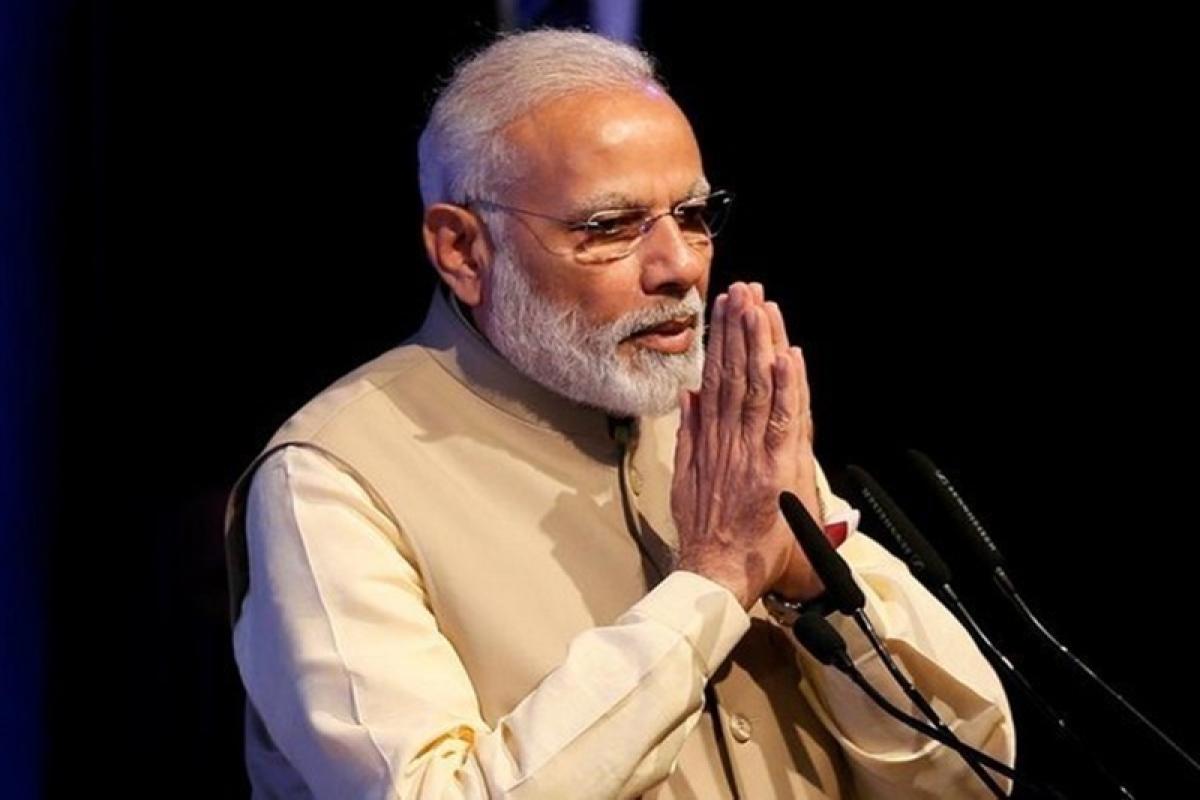 PM Narendra Modi pays tribute to Guru Nanak on his birth anniversary