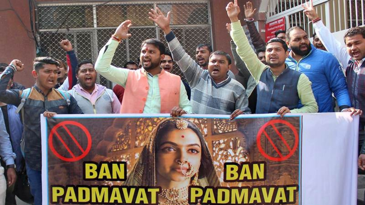 Padmaavat Protests: Centre passes the buck on to state, says law and order state subject