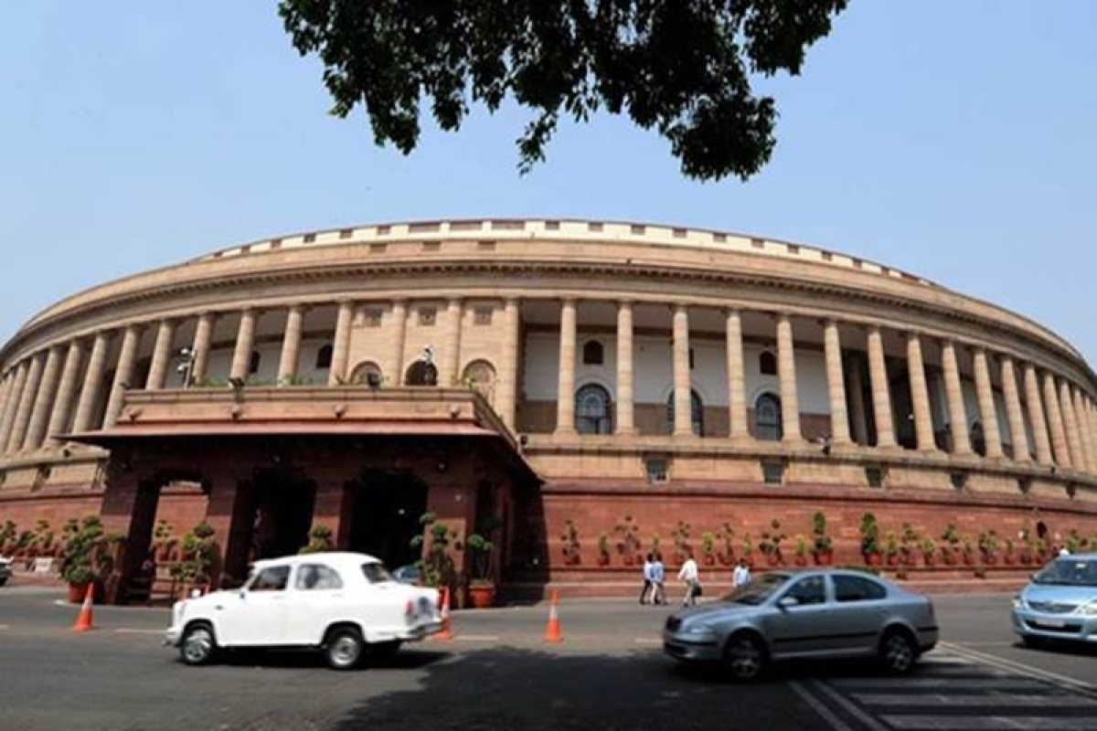 Rajya Sabha adjourned for the day after opposition creates uproar over Rafale row