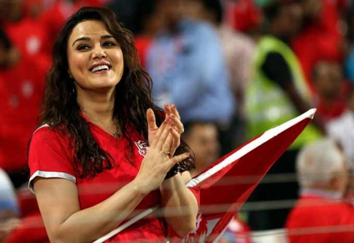 Birthday girl Preity Zinta revamps the Kings XI Punjab team for IPL 2018