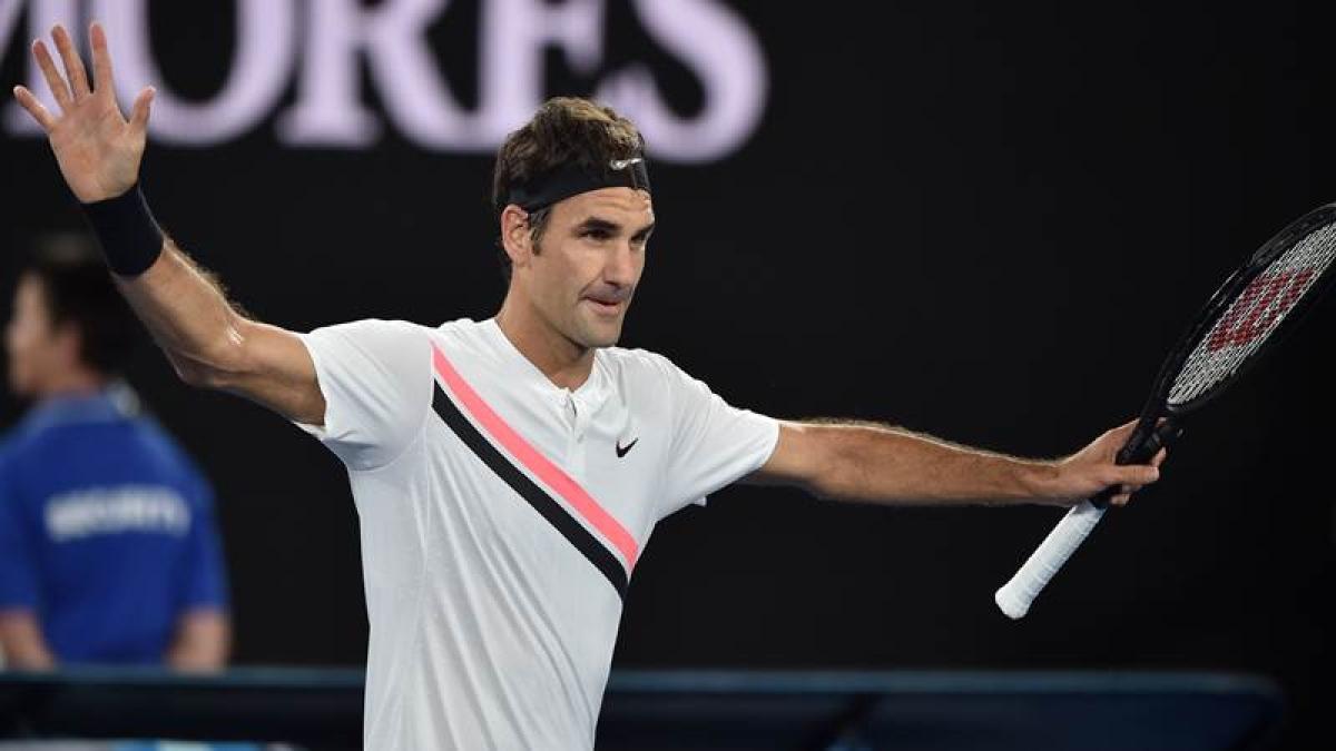 Federer's hunt for 20th title on track