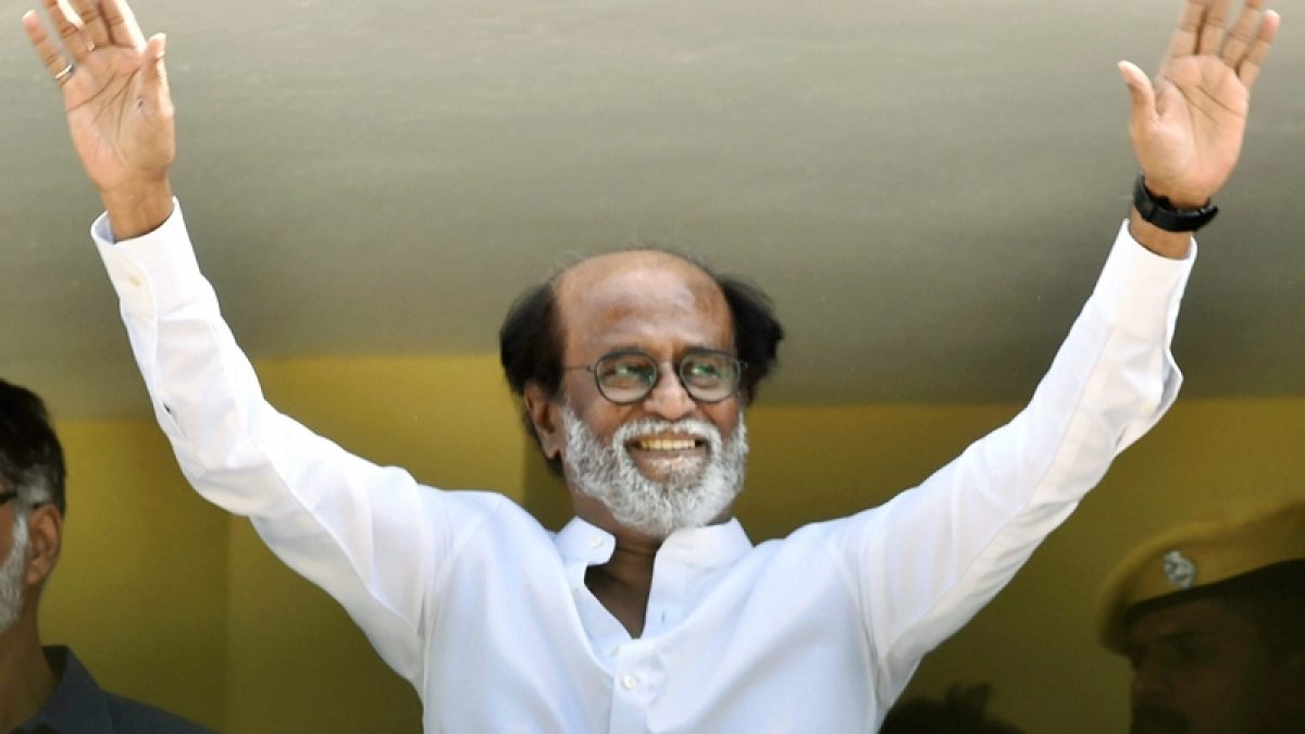 Tamil actor Rajinikanth